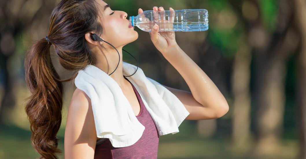 Kan man bli förgiftad av vatten?