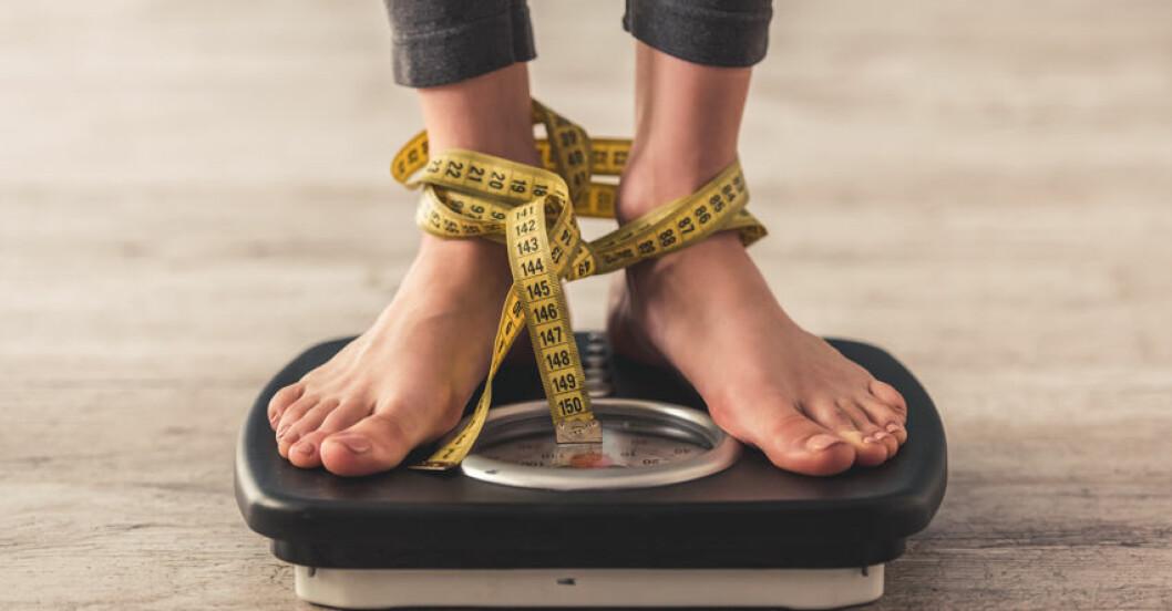 Svårt att gå ner i vikt?