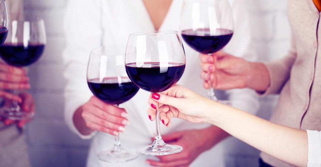 Vill du skåla i nyttigast möjliga vin? Här är listan för dig!