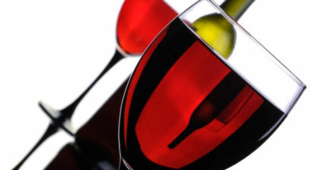 Vin är förstahandsvalet för de flesta kvinnor.