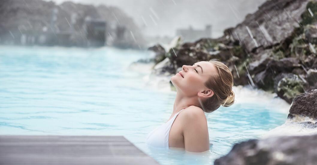 Bada kallt är bra för hälsan