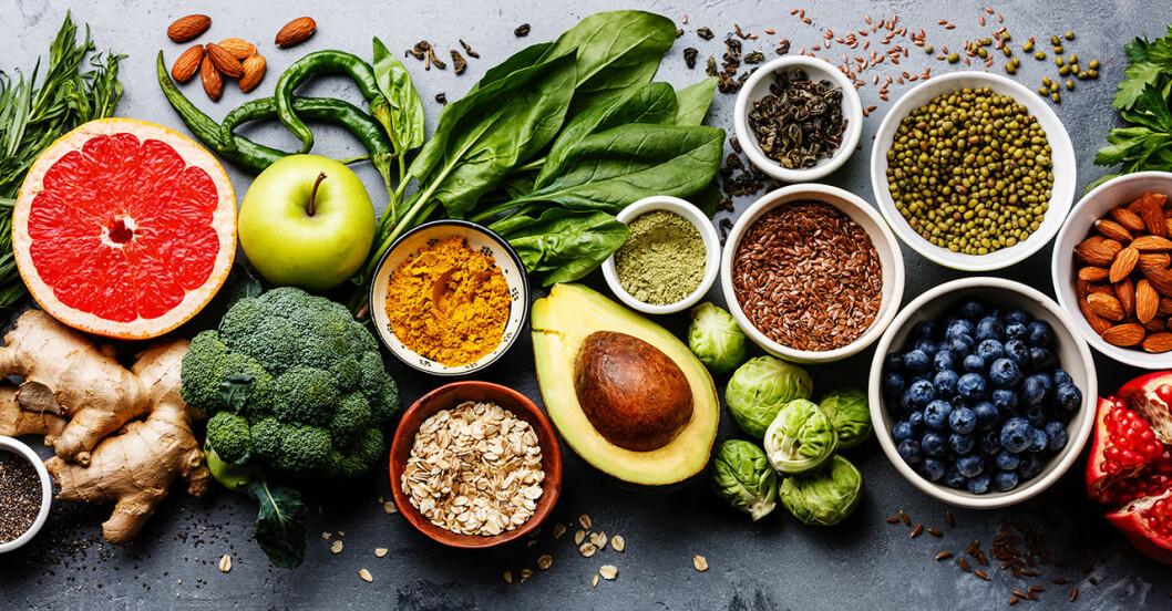 Viktiga vitaminer