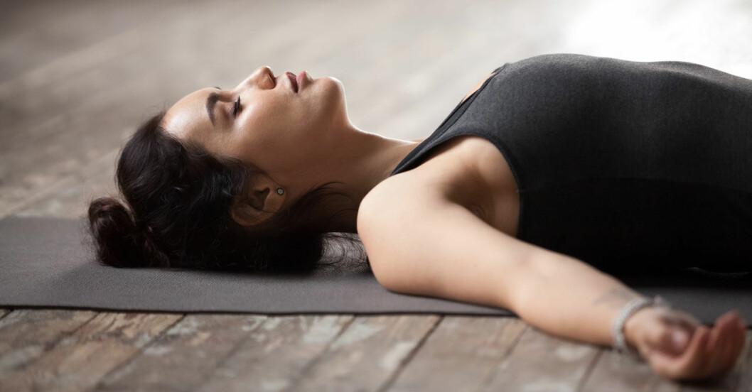 Hälsosovande yogatrend påväg till Sverige.